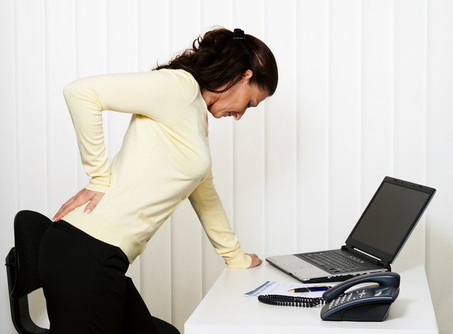 back pain treatment near Doreen