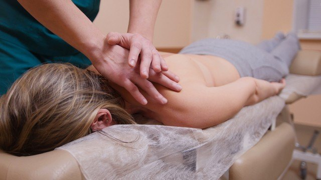 neck pain treatment near Doreen