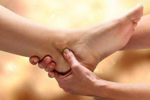 ankle pain eltham