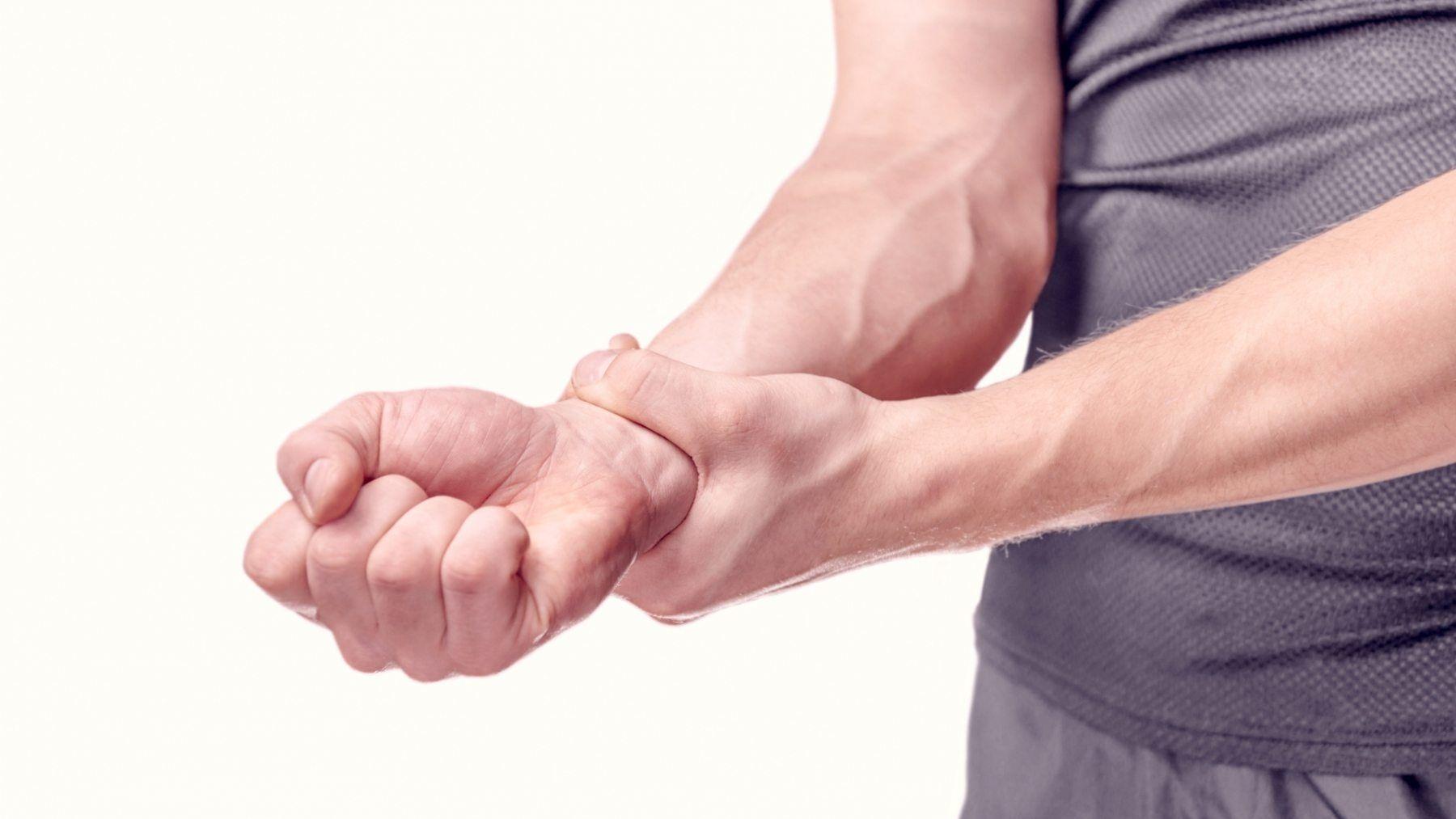 hand and wrist pain diamond creek
